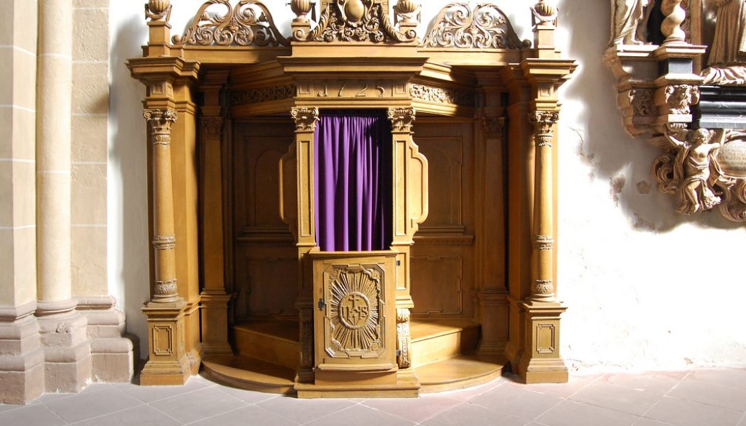 50 things you ever wanted to know about Confession…