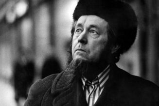 50 years ago, Solzhenitsyn received the Nobel Prize for reminding us of a 'forgotten God'…