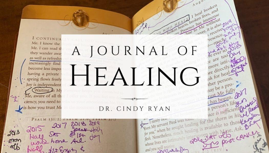 A Journal of Healing
