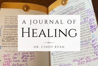 A Journal of Healing