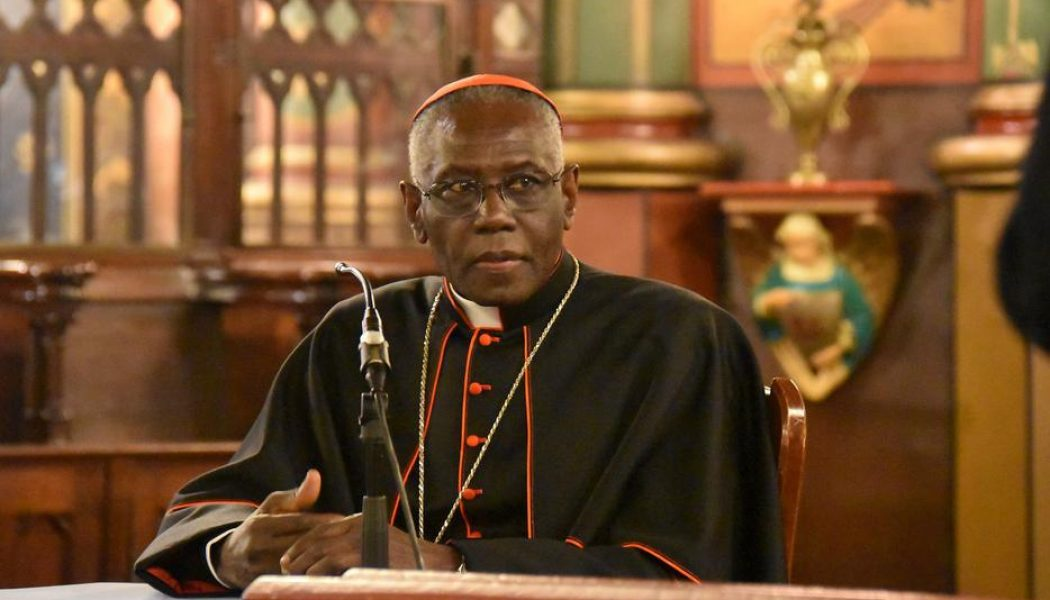 "After attack on basilica, Cardinal Sarah warns West: ""Islamism is a monstrous fanaticism which must be fought with force and determination""…"