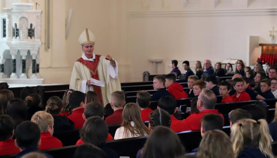 Bishop Daly challenges Bishop McElroy's statements on abortion and the 2020 election…