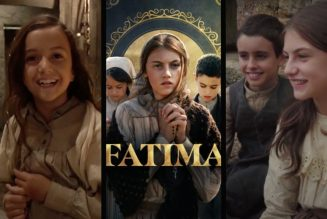 Here's a behind-the-scenes exclusive with the 'Fatima' movie stars…