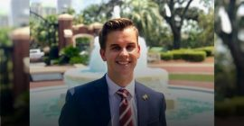 I was ousted as Florida State University's student senate president because of my Catholic faith. Now I'm taking a stand…..