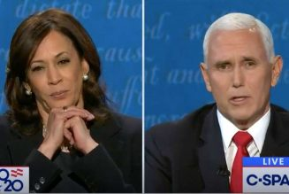Mike Pence and Kamala Harris clash on abortion, Amy Coney Barrett during debate…
