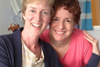 My sister's guardian angel saved her life when she was 7, and many years later, gently led her home …