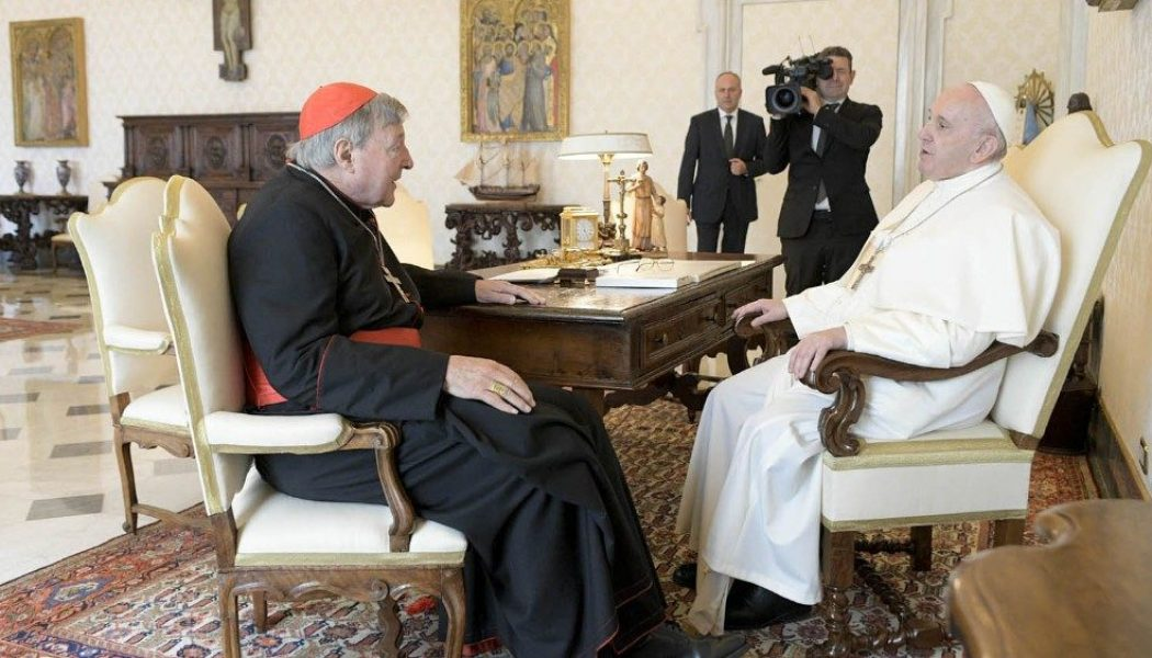 Pope meets Pell: 'Vindication' yes, 'resurgence' not so fast…