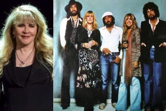 Singer Stevie Nicks says Fleetwood Mac exists because she aborted her child…