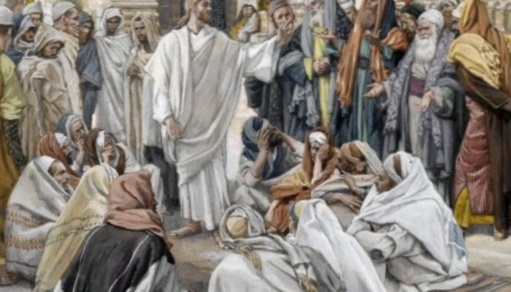 The Gospel, standing on one foot — A homily for the 30th Sunday of the Year…