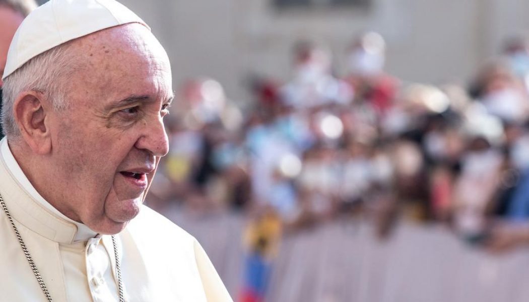 There is less in the Holy Father's comments than meets the eye, but it remains a significant statement, and what exactly it means remains unclear…..