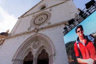 'To be always united with Jesus': Carlo Acutis, born in 1991, is declared 'Blessed' in Assisi…