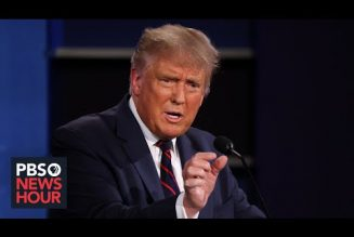 Updates for this very #2020 day: Donald Trump, COVID-19, Twitter and words from St. Paul…