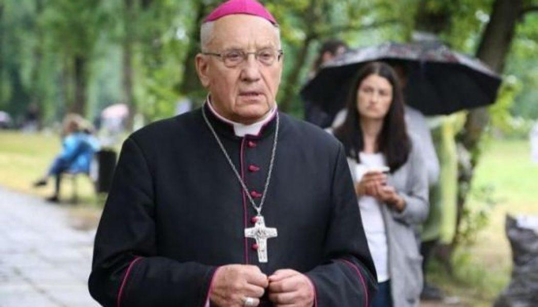 Vatican 'not optimistic' that exiled Archbishop Tadeusz Kondrusiewicz will return home to Belarus…