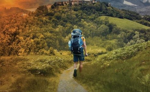 Walking in St. Benedict's footsteps: Karl Keating's recent pilgrimage along the Cammino di San Benedetto…
