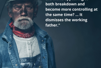 Why I trust working fathers (and why bureaucrats become tyrants)…