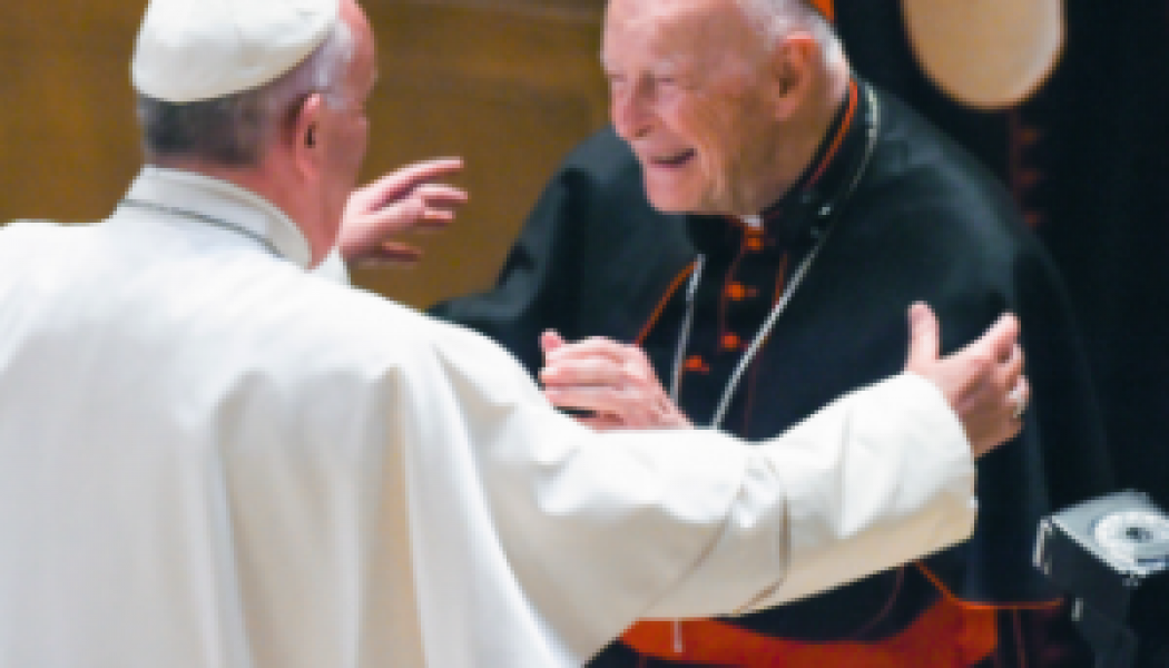 3 lessons to be learned from the McCarrick Report…