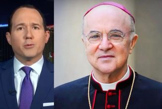 Archbishop Viganò responds to criticism leveled against him in McCarrick Report…