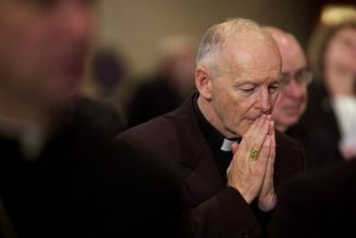 McCarrick never tried to slink around in the shadows. He was too devilishly clever for that…..