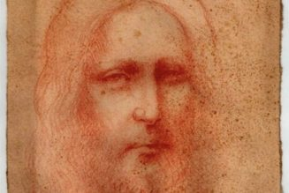 Newly-discovered sketch of Jesus was drawn by Leonard da Vinci, expert claims…