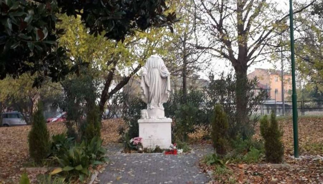 Patriarch of Venice calls for prayers of reparation after Virgin Mary statue decapitated…