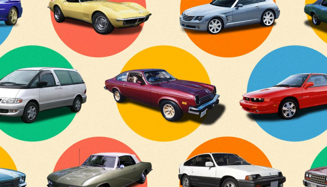 The 50 most underappreciated cars of all time…