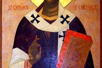 Why St. Cyprian says love of the world fuels the fear of death…
