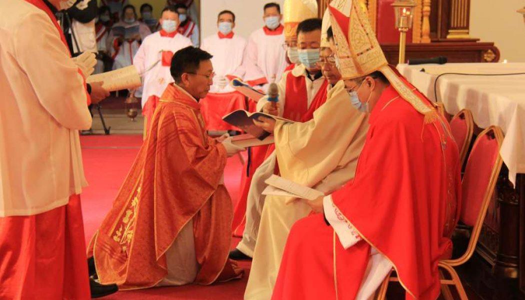 Xi Jinping gets his man: Chinese Catholic Patriotic Association announces ordination of new bishop of Qingdao…
