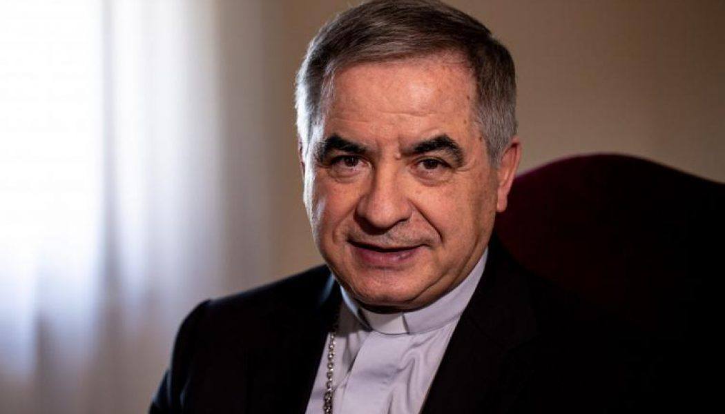 Analysis: Is there a road back for Cardinal Becciu?