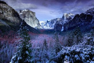 Every day that the National Parks are free in 2021…