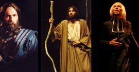 For 40 years, Leonardo and Patti Defilippis have been touching souls with their professional Catholic theater group…