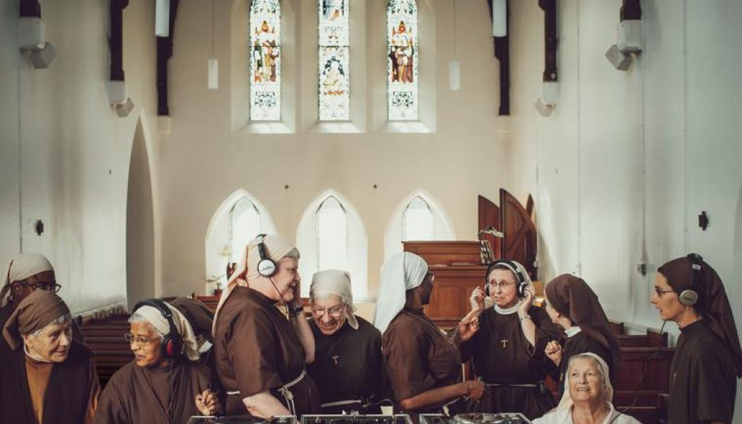Poor Clare nuns' chart-topping debut album is 'light for the world' this Christmas…
