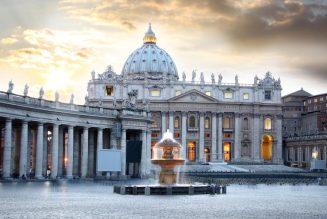 Pope Francis issues new law reorganizing Vatican finances, weakening Secretariat of State…