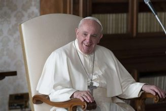 Pope Francis on the Feast of St. Stephen: 'Be a witness to Christ in your ordinary life'…
