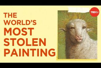 The strange history of the Ghent Altarpiece, the most stolen painting in the world…