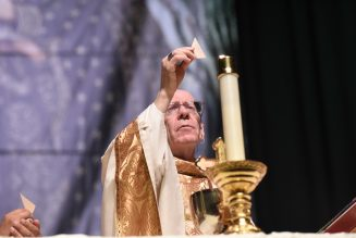 A renewal of faith in the Holy Eucharist is desperately needed…
