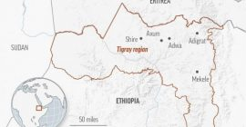 'Extreme urgent need': Starvation looms for 4.5 million people in Ethiopia's Tigray Region…
