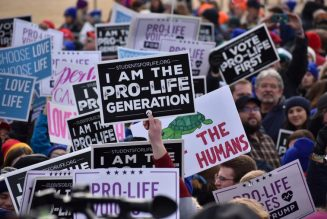 March for Life 2021 announces: 'We are asking all participants to stay home and join virtually'…