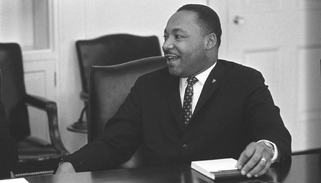 """MLK's """"vision of harmony, equality for all"""" remains timely, says Pope…"""