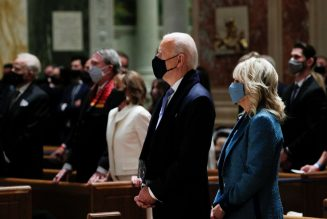 Our first anti-Catholic Catholic president…