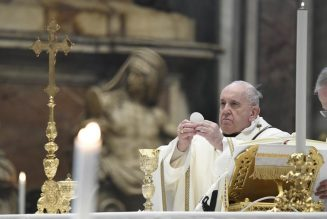 Pope Francis at Epiphany Mass: 'If we do not worship God, we will worship idols'…