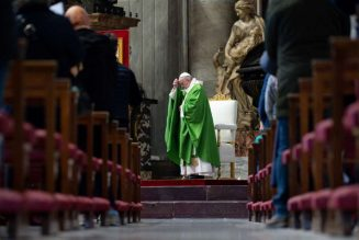Pope Francis forced to miss more events due to recurrent nerve pain…