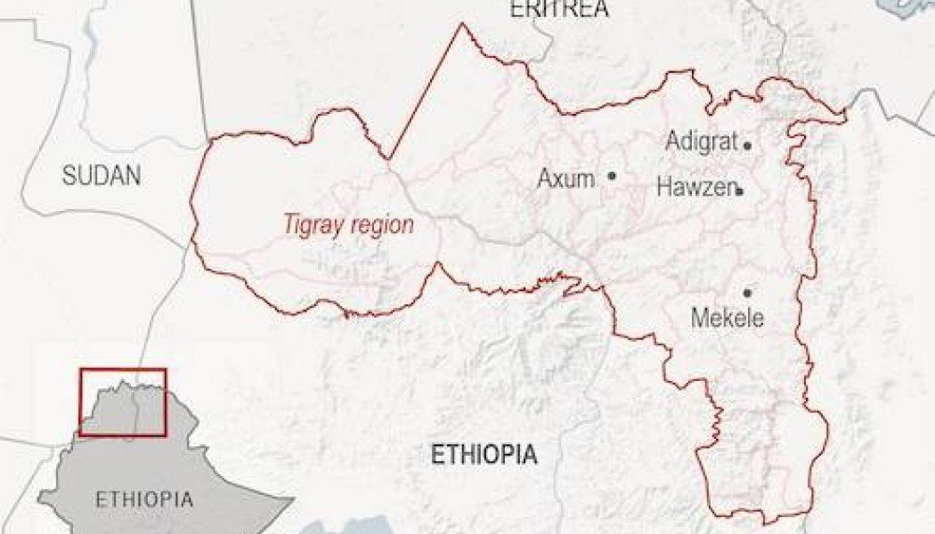 Were Orthodox Christians massacred in Ethiopia?
