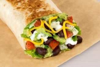 75 meat-free fast food meals for Lent…
