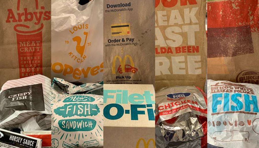 CNA's 2021 review of Lenten fish sandwiches from Arby's, Burger King, McDonald's, Popeyes and Wendy's…