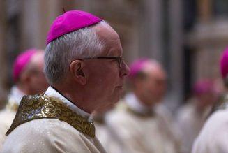 Dodge City bishop under Vos Estis investigation for alleged abuse of a minor…