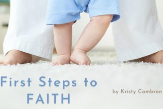 First Steps to Faith