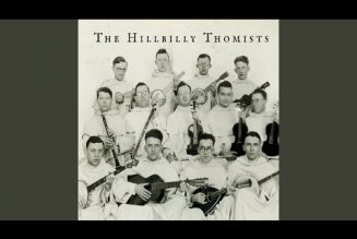 If you don't know the Hillbilly Thomists, one of the best bluegrass groups in the entire Dominican Order, you're missing out. Here's your introduction…
