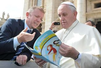 Is a pontifical foundation using Pope Francis' name to spread gender ideology?