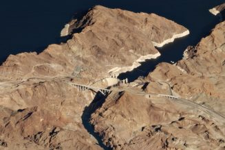 Overhead satellite views are nice, but 'off-nadir' views can be spectacular…