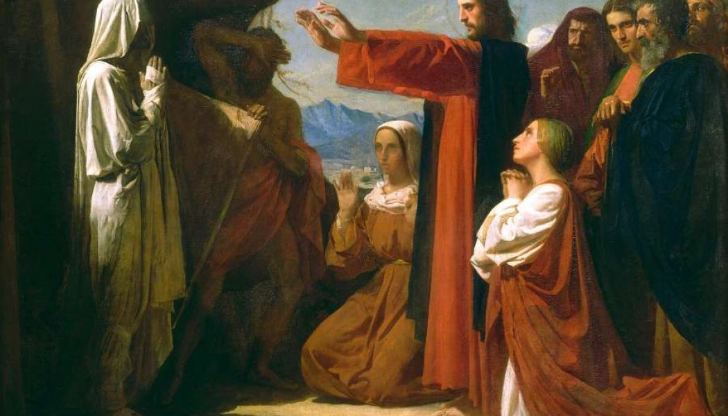 Pope adds feast of Sts. Martha, Mary and Lazarus to General Roman Calendar; decrees optional memorials for Sts. Hildegard, John of Ávila, and Gregory of Narek…